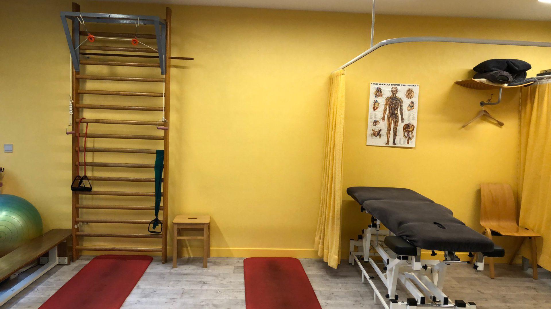 Kinesitherapie, Osteopathie en Fasciatherapie in Ukkel